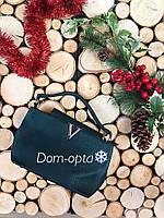 Женская сумка V зеленая