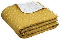 "Одеяло шерстяное демисезонное Комфорт 200х220  в чехле из бязи ТМ ""Руно"""