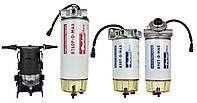 R90S-D-MAX Фильтр сепаратор с подогревом 2 мкм 341 л/час