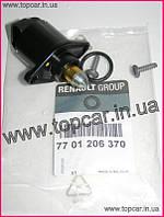Датчик(регулятор) клапана холостого хода Renault Megane mot.E6J/K7M (1.4/1.6)  ОРИГИНАЛ 7701206370
