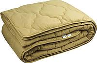 "Одеяло шерстяное демисезонное 205х140 Комфорт плюс чехол микрофайбер ТМ ""Руно"""