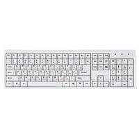 Клавиатура SVEN Standard 303 USB White