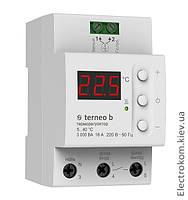 Терморегулятор для тёплого пола Terneo b, +5...+40 С, 220-230 V AC