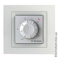 Терморегулятор для тёплого пола Terneo rtp unic, Белый, +10...+40 С, 220-230 V AC