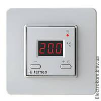 Терморегулятор для тёплого пола Terneo st, Белый, +5...+40 С, 220-230 V AC