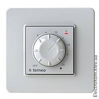 Терморегулятор Terneo rol со встроенным датчиком, Белый, 0...+35 С, 220-230 V AC