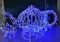 Чайник декоративний сяючий LED