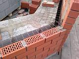 Сетка кладочная (армопояс, сварная сетка) 3х100х100 0,5х2,0м, фото 2