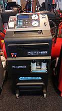 Автоматична установка для заправки автомобільних кондиціонерів з принтером, Werther AC960 (Oma, Італія)