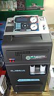 Оборудование для заправки кондиционеров автомобиля WERTHER Simal Easy (Италия)
