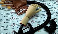 Тренировочная рука-муляж для мастеров ногтевого сервиса