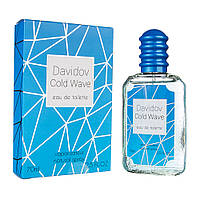 "Т/вода для женщин ""DAVIDOV COLD WAVE"" 70мл (Davidoff/Cool Water Women) TM ""AKSA"""