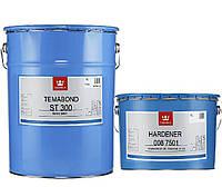 Эмаль эпоксидная TIKKURILA TEMABOND ST 300 химстойкая, TVH-белый, 9+9л