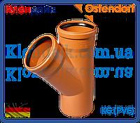 Тройник для наружной канализации 315/200х45 Ostendorf)