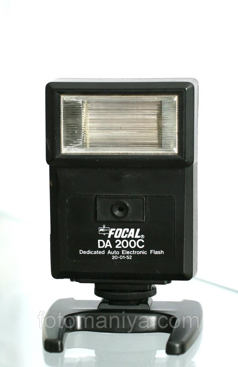 Спалах Focal DA 200C (Canon FD)