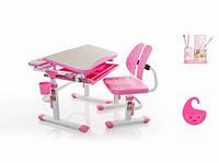Комплект парта и стульчик Evo-kids Evo-05