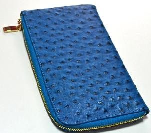 Орыгинальный кошелек-клатч, dress 4005_синий