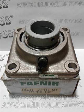 Корпус FAFNIR RCJ1-7/16NT с подшипником G1107KRRB-C1 , фото 2