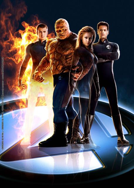 Картины Фантастическая Четверка Fantastic Four