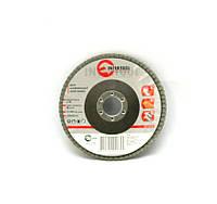 Intertool диск шлифовальный лепестковый зачистной d125 x 22,2