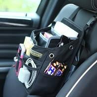 Сумка-органайзер в авто на спинку сиденья