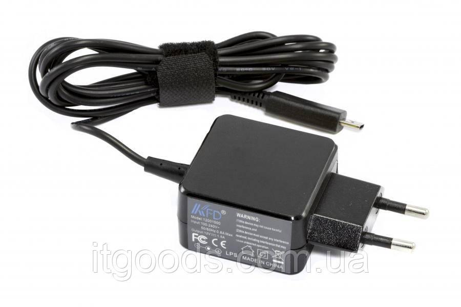Зарядное устройство для планшета ACER 12V 1.5A (Micro Special) 18W