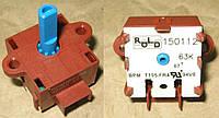 Селектор программ для стиральных машин Whirlpool, Ardo код 651065167, 480111101158, 481227328282, 502050301, 750610500.