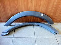 Арка крыла декоративная Соболь (комплект)