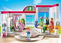 Конструктор Playmobil Бутик с одеждой и гардеробной 5486