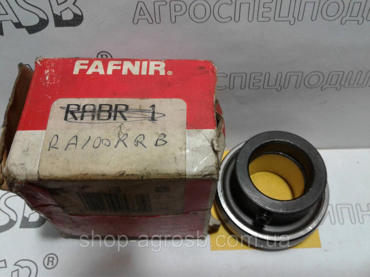 Подшипник FAFNIR RA100RRB, JD8665, ES205-16G2,AEL205-100D1W3, SA205-16F, 1100EES, RA100NPPB