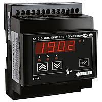 Измеритель-регулятор одноканальный ТРМ1