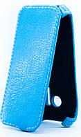Чехол Status Flip для Nokia 216 Blue