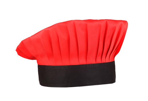 Колпак для повара (красный)