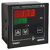 Измеритель-регулятор одноканальный с RS-485 ТРМ201