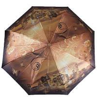 Зонт женский автомат ТРИ СЛОНА RE-E-145J-4