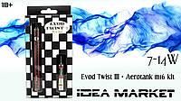 Электронная сигарета Evod TWIST III + ATM M16 kit, фото 1
