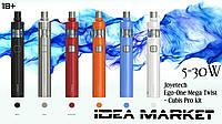 Электронная сигарета Joyetech eGo Mega Twist + CUBIS Pro, фото 1
