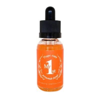 Жидкость Mr. 1ST - Orange (барбарис,чийзкейк) (30МЛ), 3 mg