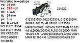Регулятор напряжения IVECO MAN NEOPLAN 24V, фото 2