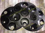 Колпаки колесные заз 1102 1103 таврия славута черные, фото 5