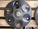 Колпаки колесные заз 1102 1103 таврия славута черные, фото 3