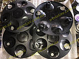 Колпаки колесные заз 1102 1103 таврия славута черные, фото 8