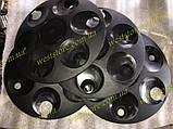Колпаки колесные заз 1102 1103 таврия славута черные, фото 6