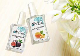 Колонье одеколон туалетная вода антисептик освежитель  мандарин и инжир аромат 50 мл
