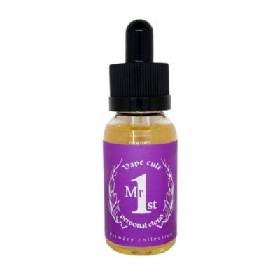 Жидкость Mr. 1ST - Violet (банан,клубника,личи) (30МЛ), 3 mg