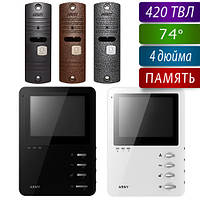 Комплект видеодомофона Arny AVD-410m + AVP05