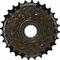 Звезды задние Shimano Tourney MF-TZ21 14-28Т 7-звезд