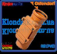 Ревизия для наружной канализации 110 Ostendorf