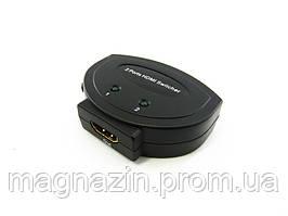 HDMI 2х1 SWITCHER HDSW0501P PLASTISK