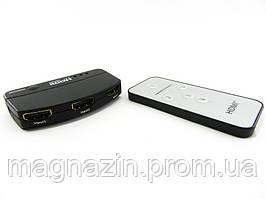 HDMI 3х1 SWITCHER HDSW0301P PLASTISK